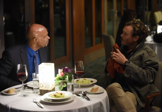 A Bromantic Dinner - Lethal Weapon Season 1 Episode 16