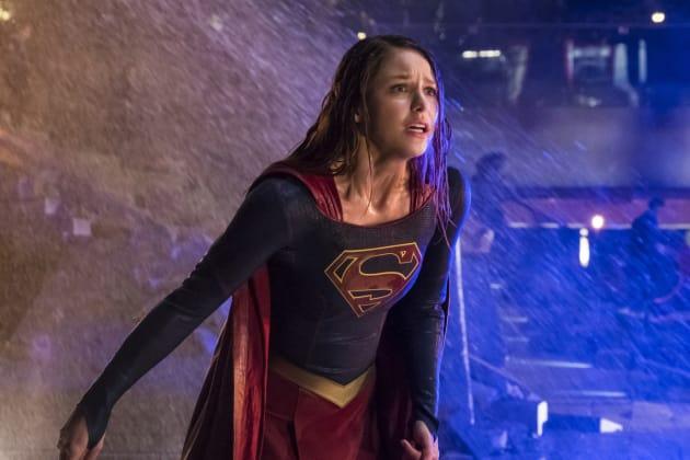 All Wet - Supergirl Season 2 Episode 22