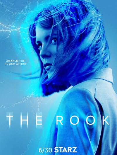 The Rook Season 1 Poster