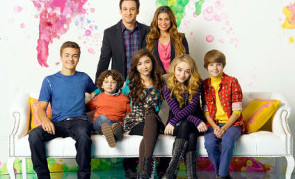 Girl Meets World Cast Photo: Meet the Family!
