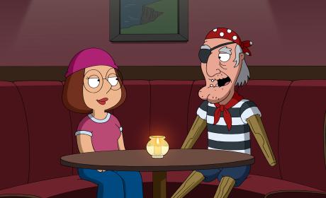 Meg on a Date - Family Guy Season 16 Episode 4