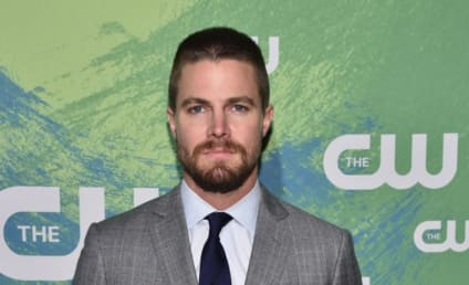 Arrow's Stephen Amell to Headline Starz Wrestling Drama Heels