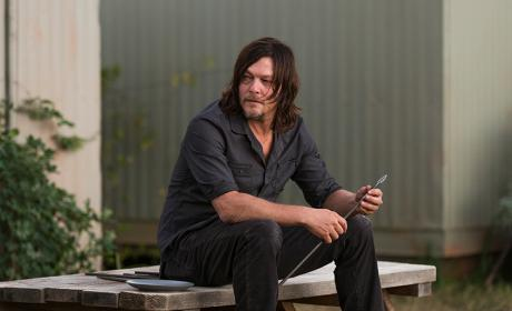 An Unexpected Visit - The Walking Dead