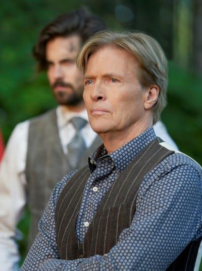 Bill Watches It Burn - When Calls the Heart Season 8 Episode 3