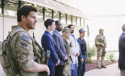 Watch SEAL Team Online: Season 1 Episode 18