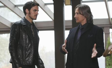 Hook and Gold - Once Upon a Time Season 4 Episode 12