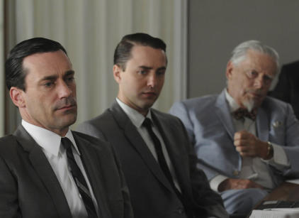 Watch Mad Men Season 4 Episode 12 Online
