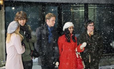 Greek Snowstorm