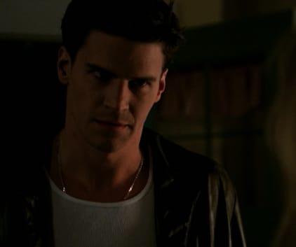 Angel Eyes - Buffy the Vampire Slayer