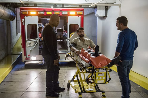 A Case of Abduction - NCIS: Los Angeles