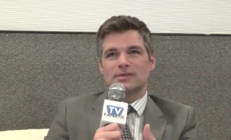 Daniel Cosgrove Set Interview