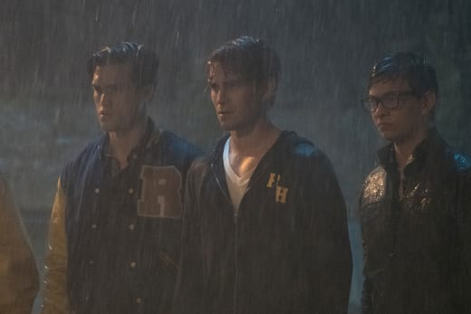 The Red Circle - Riverdale Season 2 Episode 4