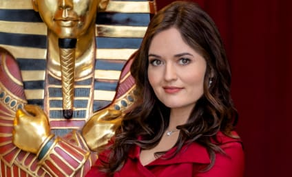 Danica McKellar Previews Matchmaker Mysteries: The Art of the Kill, Shares New Passions