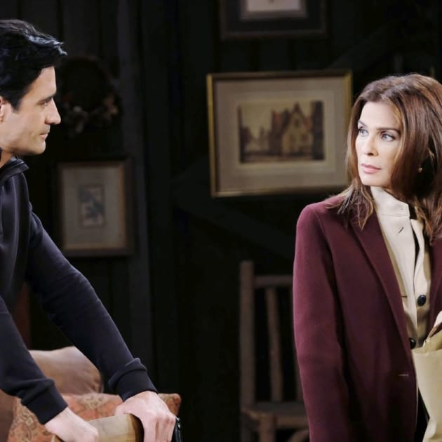 A Dangerous Alliance - Days of Our Lives