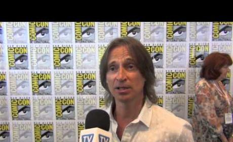 Robert Carlyle Comic-Con Interview