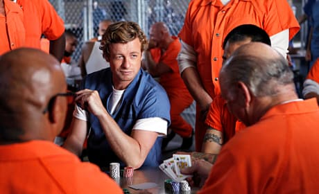 Patrick Jane in Jail