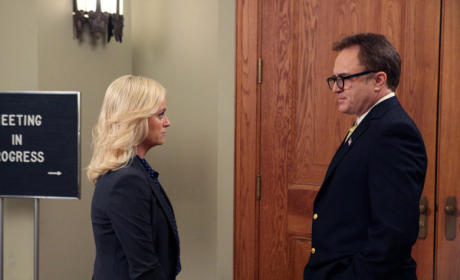 Bradley Whitford on Parks and Recreation