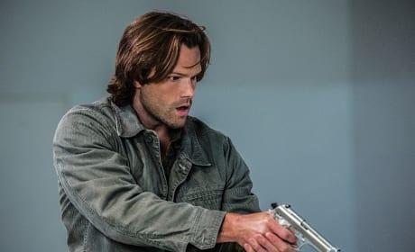 Sam is shocked - Supernatural Season 12 Episode 5