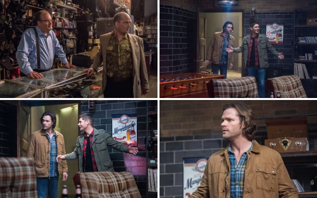 Supernatural pawnshop supernatural s13e16