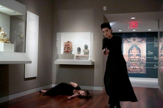 The Museum Gala Assassin - Blindspot