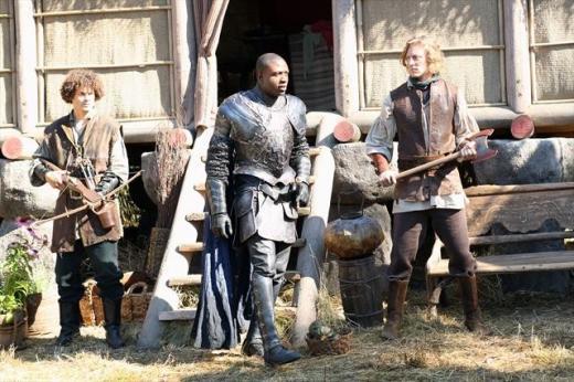 Sir Lancelot on Once Upon a Time