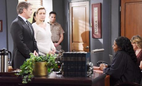 Nicole Is Sentenced - Days of Our Lives