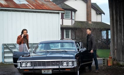 Supernatural Season 15 Episode 12 Review: Galaxy Brain