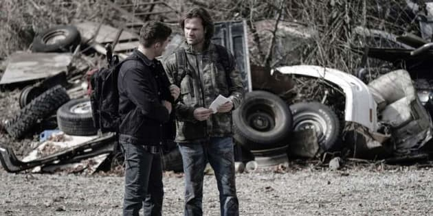 Figuring It Out - Supernatural Season 13 Episode 22