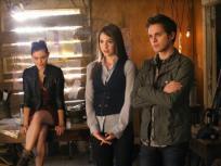 Faye, Adam and Diana