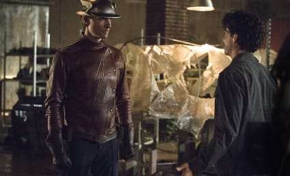 The Flash Season 2 Episode 2 Review: Flash of Two Worlds