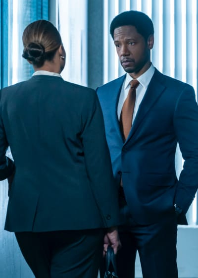 Marcus Questions - The Equalizer Season 1 Episode 1