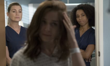Grey's Anatomy Photo Preview: Amelia Goes Under the Knife!