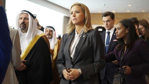 A Bold Move - Madam Secretary