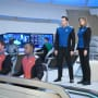 The Bridge Crew - The Orville Season 1 Episode 1