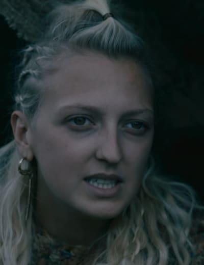 Torvi Argues - Vikings Season 6 Episode 13