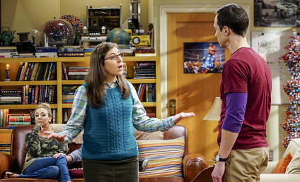 The Big Bang Theory Season 10 Episode 5 Review: The Hot Tub Contamination