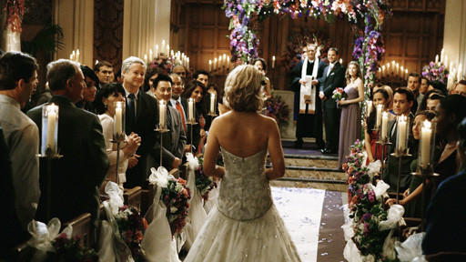 The Grey's Anatomy Wedding