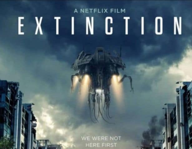 Extinction - Movie