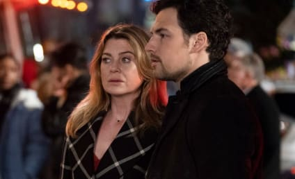 Grey's Anatomy: Giacomo Gianniotti Reveals Whether Meredith and DeLuca's Relationship is Over