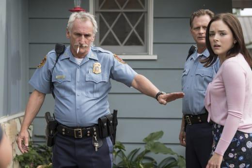 Arresting John - The Affair Season 4 Episode 10