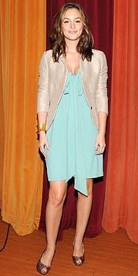 Leighton Meester Style