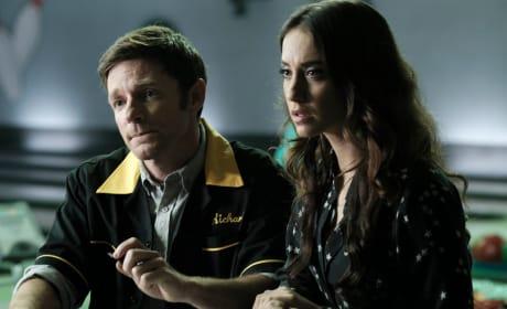 Julia and Richard?!?! - The Magicians Season 2 Episode 11