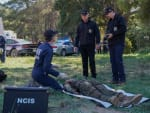 A Murder Links to Overseas - NCIS