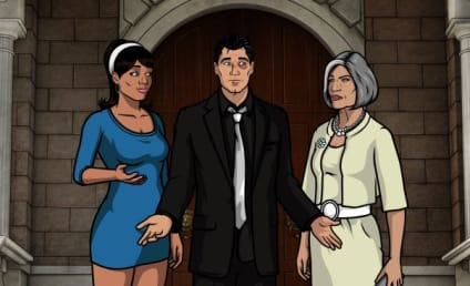 Archer Review: Return of the Yakuza