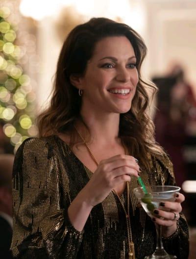 Amanda Has A Drink- Tall  - Cobra Kai Season 3 Episode 9