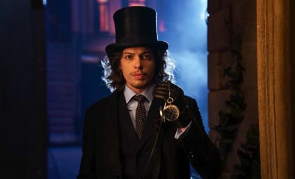 Gotham Photo Preview: The Mad Hatter Arrives!!