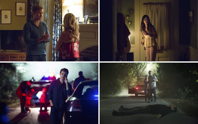 We need to talk the vampire diaries s8e1