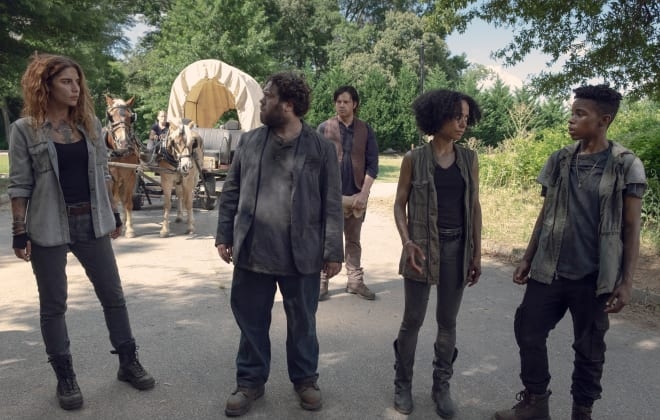 The Walking Dead Season 9 Episode 6 Review: Who Are You Now?