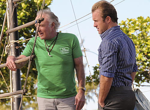James Caan on Hawaii Five-0