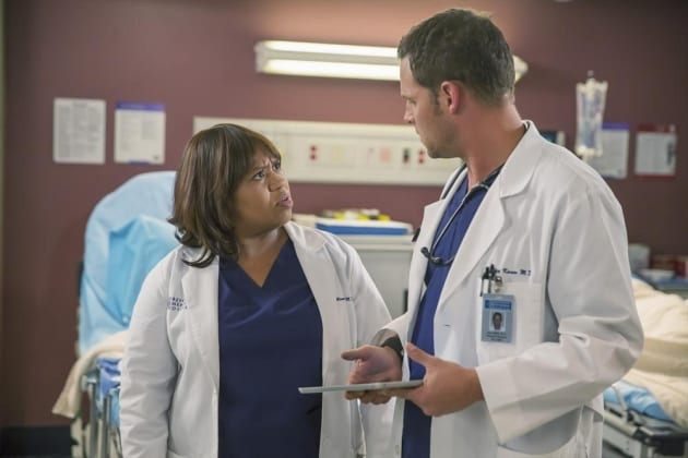 Say What, Karev?!? - Grey's Anatomy Season 11 Episode 9